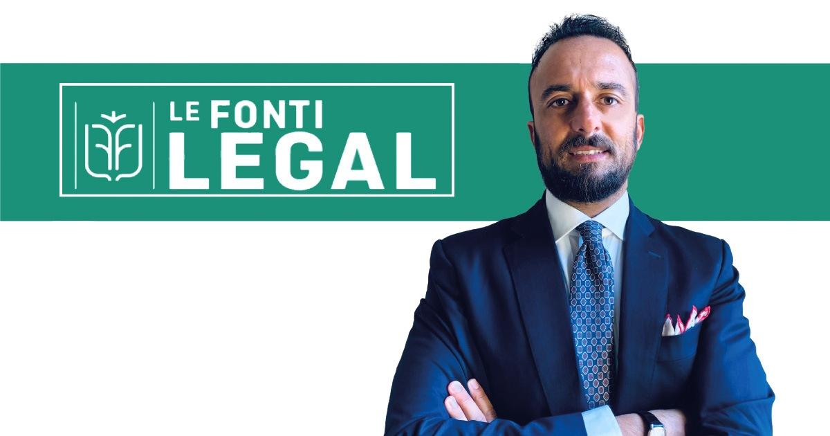 le fonti legal antonino taranto tmdplex